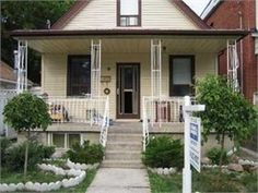 Rectory Rd, $369,000.00 Detached House In Weston Village, Nice Pocket, Child Safe Street, Mature Neighborhood. Condos For Sale, Detached House, Toronto, The Neighbourhood, Pergola, Garage Doors, Real Estate, Outdoor Structures, Nice