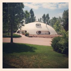 Awesome dome home