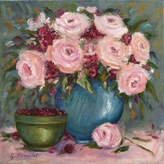 JBeaudetFineArt  Art Oil Paintings by J Beaudet