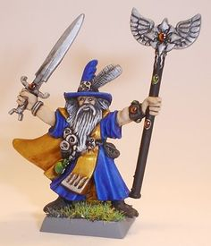 warhammer quest photo: Warhammer Quest Wizard wqwizard.jpg