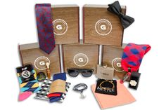 Gentlemans Box - perhaps get one month for Ryan?