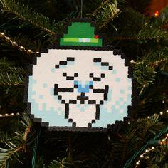 8-bit Pixel Art Rankin Bass Rudolph Characters por adamcrockett
