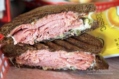 The Red Pepper Deli and Cafe, Madison, In....