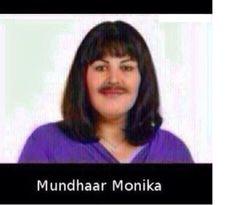 Mundhaar Monika
