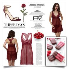 """THESE DAYS..."" by ppz-brand ❤ liked on Polyvore featuring Marc Fisher"