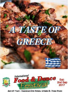 International Food and Dance Festival