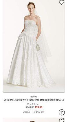 3fadd35934 Pin szerzője: Menyaklub, közzétéve itt: Ruha | Dresses, Affordable wedding  dresses és Bridal