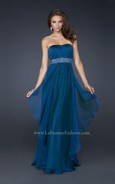 La Femme 17523 | La Femme Fashion 2014 - La Femme Prom Dresses - Dancing with the Stars