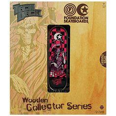 Tech Deck Wooden Collector Series [Corey Duffel - Foundation]