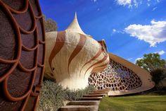 Casa Nautilus, Bio - Arquitectura