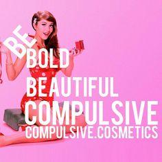#bold #beautiful #compulsive #pink #makeup #cosmetics #beauty #summerdress #summer #summertime #saturdaynight