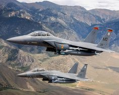 F-15s and the Air National Guard's 159th Fighter Wing (Bayou ...