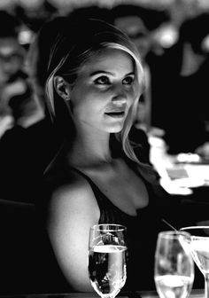 dianna agron black and white - Google Search