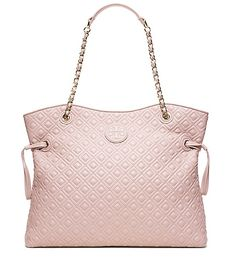 Tory Burch's Fall 2015. MARION QUILTED SLOUCHY TOTE