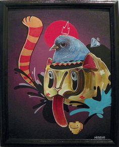 Nosego at Paradigm Gallery