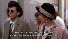 Pretty In Pink + John Hughes + Molly Ringwald + John Cryer + Duckie + Film + Quotes + School 80s Movies, Famous Movies, Good Movies, Movie Tv, 80s Movie Quotes, Famous Film Quotes, Movie Shelf, Cinema Quotes, Indie Movies