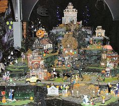 ... Department 56 - Halloween Village Display | by Department 56