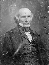 The Confederate Senator from Mississippi, Henry Stuart Foote condemned Jefferson Davis' military policies on December 8th 1863.