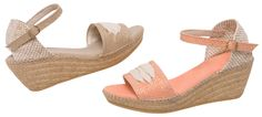 Her bags are packed – CAPRICE – off to an island called Dolce far Niente … CAPRICE espadrilles from www.espadrillesetc.com