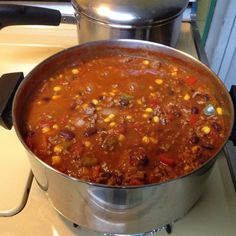 It's Chili By George Recipe | Skinny Points - Recipes