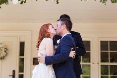 #ido #ceremony #kiss #youmaynowkissthebride #brideandgroom #porchwedding