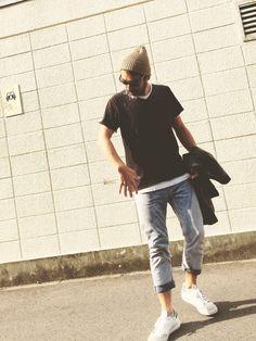 YosaKugino|MARTIN MARGIELAのTシャツ・カットソーを使ったコーディネート - WEAR