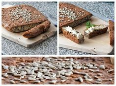 Low Carb Quark Brot