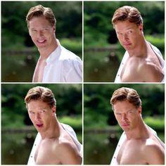 Benedict Cumberbatch is perfect ;)