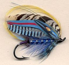 The Canada Jay. For more fly fishing info follow and subscribe www.theflyreelguide.com Also check out the original pinners site and support