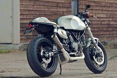 Ducati GT1000 custom by Sprit of the Seventies - via Bike EXIF