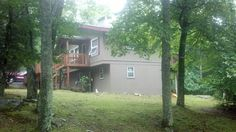 House vacation rental in Beech mountain $507 3 nights