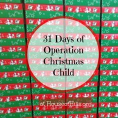 For the last four years on the second (or third) Sunday of November, the trunk of my van has looked something like this. The HOH loves OCC (Operation Christmas Child),… Operation Christmas Child, 31 Days, Family Life, Writing Tips, Sunday School, School Ideas, How To Become, Writer, Love