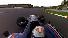 Red Bull Racing has teamed up with Making View to create the world's first spherical 360-degree video from a Formula One car.