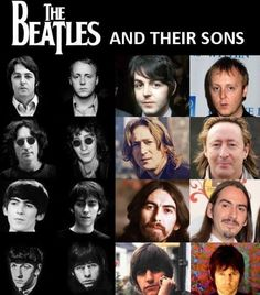 Then And Now Beatles Their Wivesexept For Jane Asher Of Course