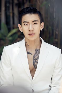 Image about korean in jay park / AOMG by Tropical_a Seokjin, Kim Namjoon, Kim Taehyung, Park Jaebeom, Yoon Park, Jaebum, Kpop, Korean American, Hip Hop Artists