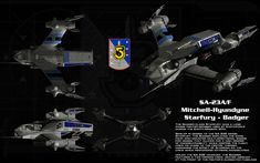 Badger class Starfury ortho by unusualsuspex on DeviantArt Space Fighter, Babylon 5, Spaceship Concept, Sci Fi Ships, Model Hobbies, Canvas Poster, Sci Fi Tv, Space Travel, Space Crafts