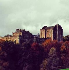 Doune castle sent by claire