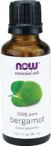 NOW essential oils: 100% pure Bergamot oil from Amazon for $11.81