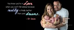 Dr.Seuss quotes, family newborn portraits #jenniferteskerphotography