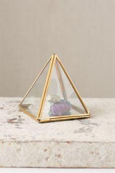 Magical Thinking Pyramid Mirror Box   Urban Outfitters