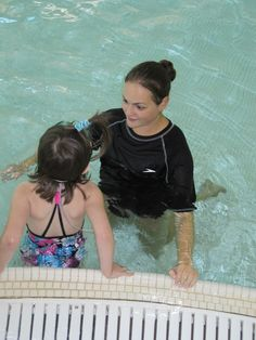Make a splash in one of our many aquatic programs.