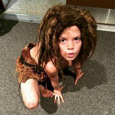 Moorhead Highschool Theatre TARZAN  Makeup and wig by myself Kelsie Anderson Costumes by @kelsyhewitt