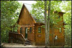 Bryson City Cabin Rentals - Pet Friendly Log Cabin