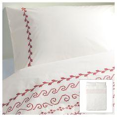 IKEA Duvet Birgit Quilt Cover and Two pillowcases Full Queen Double Queen King