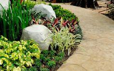 Jardins et espaces extérieurs : optez pour un revêtement en béton imprimé !