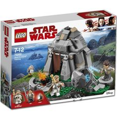 Star Wars: The Last Jedi LEGO sets, constraction figures, and Microfighters revealed [News]