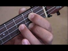 Chord Changes - Moving One Finger - YouTube