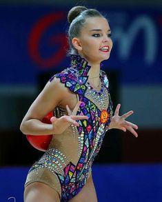 Dina Averina Grand Prix Thiais 2018