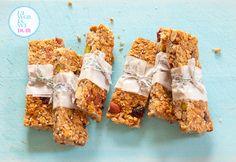 batony energetyczne_2 Krispie Treats, Rice Krispies, Paleo, Gluten Free, Dom, Breakfast, Desserts, Impreza, Glutenfree