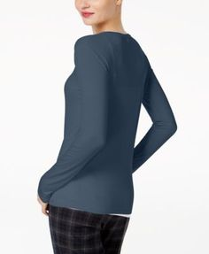 Weekend Max Mara Sheer Long-Sleeve T-Shirt - Black XXL